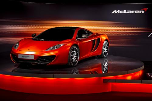 McLaren Automotive 2 at McLaren Automotive Celebrates First Anniversary