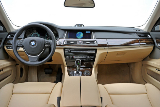 2013 BMW 7-Series Range Priced, Alpina B7 Included