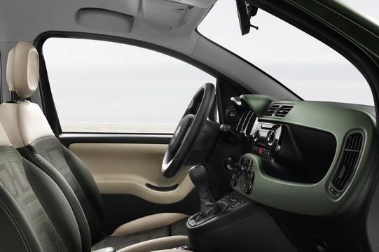 Official 2013 Fiat Panda 4x4