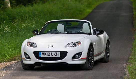 Mazda MX 5 1 at Mazda MX 5 Voted Future Classic
