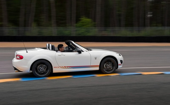 Mazda MX 5 2 at Mazda MX 5 Voted Future Classic