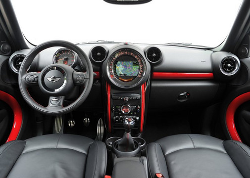 2013 Mini Countryman John Cooper Works Specs