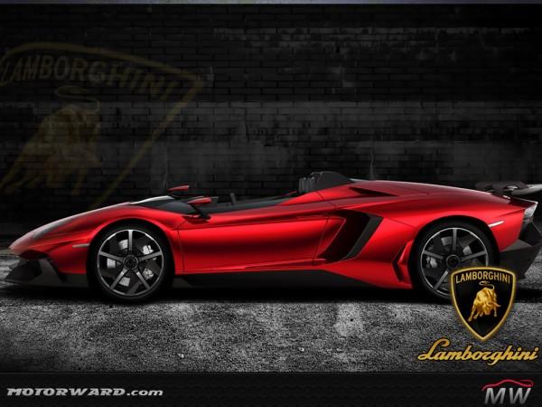 Lamborghini 1024x768 Red Side 600x450 at Lamborghini History and Photo Gallery