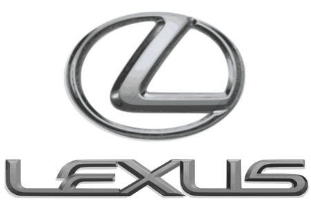 Lexus Logo at Lexus History & Photo Gallery