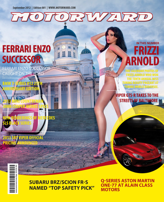 Motorward Magazine 001 s at Motorward Digital Magazine   Edition 1