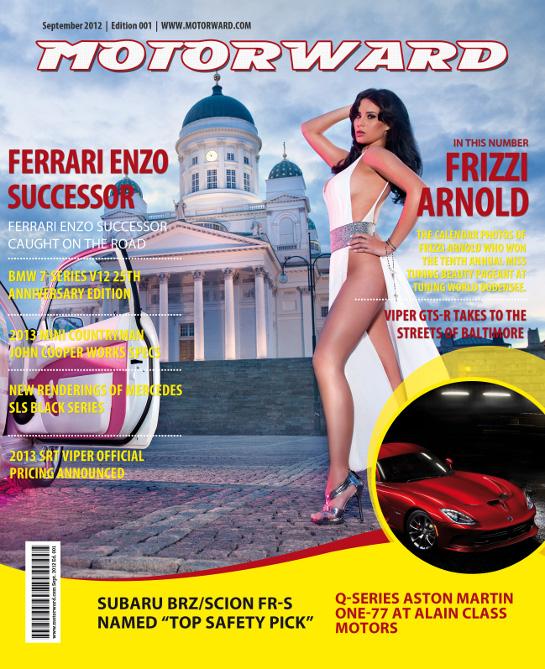 Motorward Magazine 001 s at Motorward Digital Magazine   Edition 1