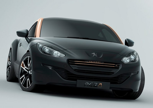 Peugeot Rcz R Concept First Pictures