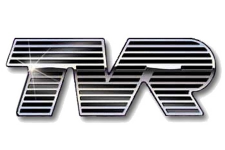 TVR logo at TVR History & Photo Gallery