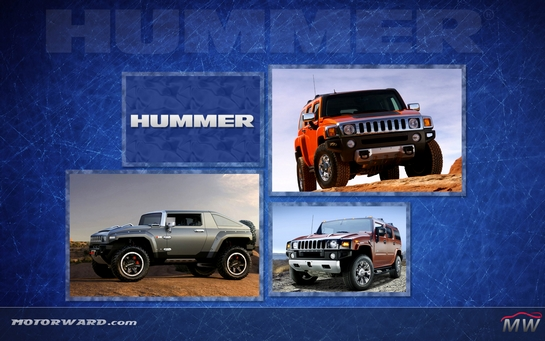 Hummer 545x341 at Hummer History & Photo Gallery