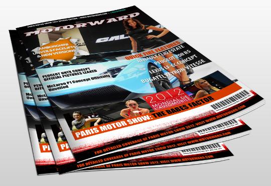 motorward magazine 2 pile at Motorward Digital Magazine   Edition 2