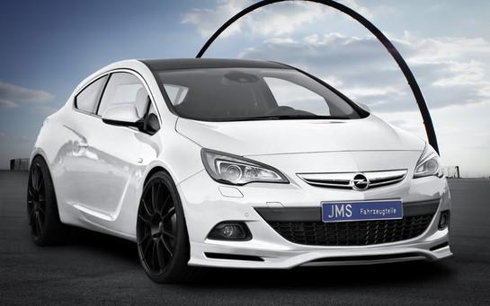 4fdb37ed3 JMS Tuning Kit For Opel Astra GTC