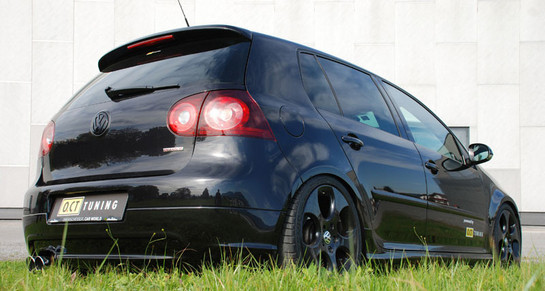 o ct tuning vw golf v gti. Black Bedroom Furniture Sets. Home Design Ideas