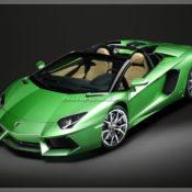 lamborghini aventador roadster green 01 175x175 at Lamborghini Aventador Roadster Color Renderings