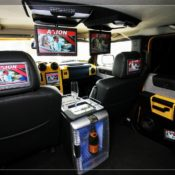 2009 cfc hummer h2 interior 4 175x175 at Hummer History & Photo Gallery