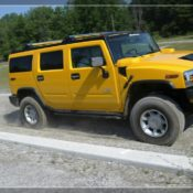 2009 hummer h2 front side 175x175 at Hummer History & Photo Gallery