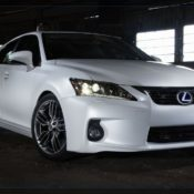 2010 lexus ct 200h f sport concept front 175x175 at Lexus History & Photo Gallery