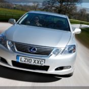 2010 lexus gs 450h front 4 175x175 at Lexus History & Photo Gallery