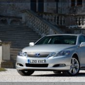 2010 lexus gs 450h front 5 175x175 at Lexus History & Photo Gallery