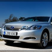 2010 lexus gs 450h front side 2 175x175 at Lexus History & Photo Gallery