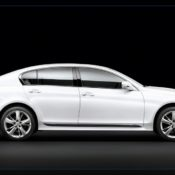 2010 lexus gs 450h side 175x175 at Lexus History & Photo Gallery