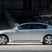 2010 lexus gs 450h side 3 175x175 at Lexus History & Photo Gallery