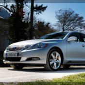 2010 lexus gs 450h side 4 175x175 at Lexus History & Photo Gallery