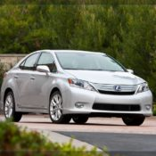 2010 lexus hs 250h front 3 175x175 at Lexus History & Photo Gallery