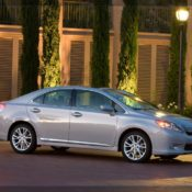 2010 lexus hs 250h side 4 175x175 at Lexus History & Photo Gallery