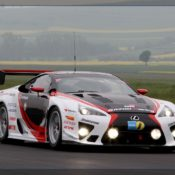 2010 lexus lfa gazoo racing front side 175x175 at Lexus History & Photo Gallery