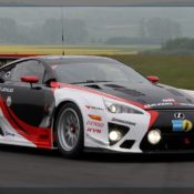 2010 lexus lfa gazoo racing front side 2 175x175 at Lexus History & Photo Gallery
