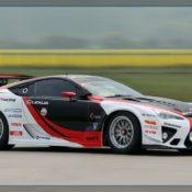 2010 lexus lfa gazoo racing side 2 175x175 at Lexus History & Photo Gallery