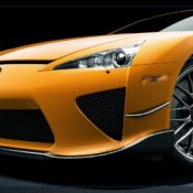 2010 lexus lfa with nurburgring front 175x175 at Lexus History & Photo Gallery