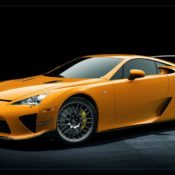 2010 lexus lfa with nurburgring side 175x175 at Lexus History & Photo Gallery