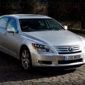 2010 lexus ls 600h front 2 175x175 at Lexus History & Photo Gallery