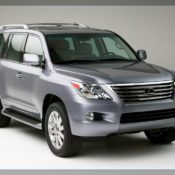 2010 lexus lx 570 sport luxury front 10 175x175 at Lexus History & Photo Gallery