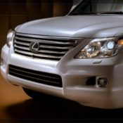 2010 lexus lx 570 sport luxury front 11 175x175 at Lexus History & Photo Gallery