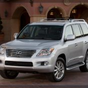2010 lexus lx 570 sport luxury front 175x175 at Lexus History & Photo Gallery