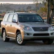 2010 lexus lx 570 sport luxury front 2 175x175 at Lexus History & Photo Gallery