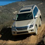 2010 lexus lx 570 sport luxury front 4 175x175 at Lexus History & Photo Gallery