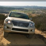 2010 lexus lx 570 sport luxury front 6 175x175 at Lexus History & Photo Gallery