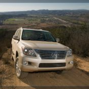2010 lexus lx 570 sport luxury front 7 175x175 at Lexus History & Photo Gallery