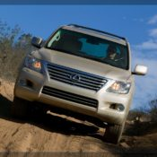 2010 lexus lx 570 sport luxury front 8 175x175 at Lexus History & Photo Gallery