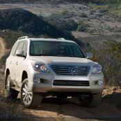 2010 lexus lx 570 sport luxury front 9 175x175 at Lexus History & Photo Gallery