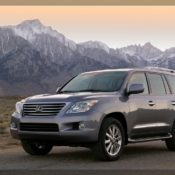 2010 lexus lx 570 sport luxury front side 175x175 at Lexus History & Photo Gallery