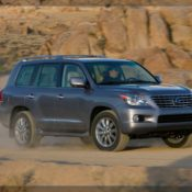2010 lexus lx 570 sport luxury front side 4 175x175 at Lexus History & Photo Gallery
