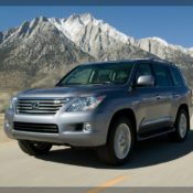 2010 lexus lx 570 sport luxury front side 5 175x175 at Lexus History & Photo Gallery