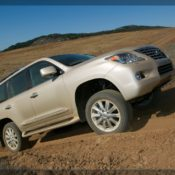2010 lexus lx 570 sport luxury front side 6 175x175 at Lexus History & Photo Gallery