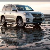 2010 lexus lx 570 sport luxury front side 7 175x175 at Lexus History & Photo Gallery