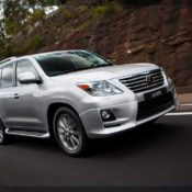 2010 lexus lx 570 sport luxury front side 8 175x175 at Lexus History & Photo Gallery