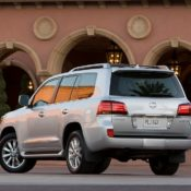 2010 lexus lx 570 sport luxury rear 175x175 at Lexus History & Photo Gallery